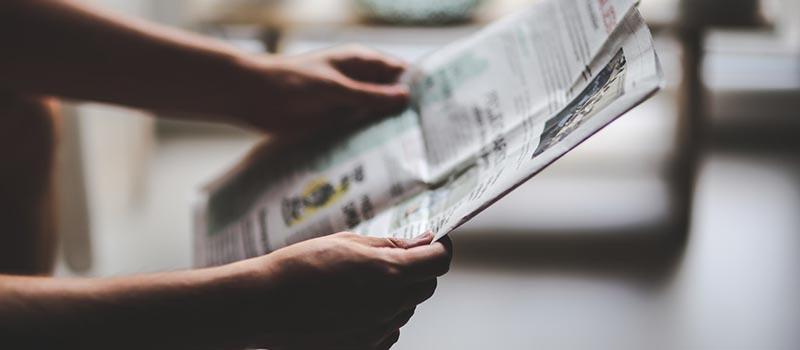Hoe lees jij de krant van de ander